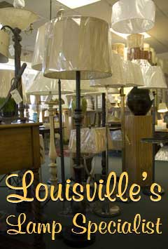 Louisville's Largest Selection of Lamps and Shades